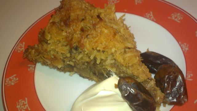Lumberjack cake - Cheffing Around